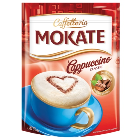 Classic Instant Cappuccino Mix 3.9 oz Bag