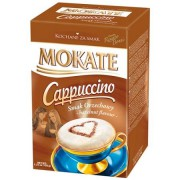 Hazelnut Instant Cappuccino Mix Packets 5.3 oz 10 sachets